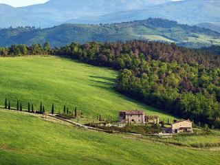 Podere Scopicciolo, Sleeps 12 - Siena vacation rentals