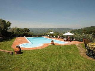 Villa dell Angelo, Sleeps 8 - Montecatini Terme vacation rentals