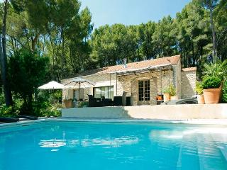 Villa Cecile, Sleeps 10 - La Roque sur Pernes vacation rentals