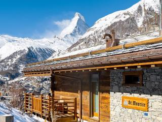Chalet Maurice, Sleeps 12 - Zermatt vacation rentals