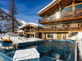 Chalet Le Chardon, Sleeps 20 - Val-d'Isère vacation rentals