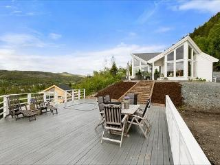 House next to the Fjord with great view! - Levanger vacation rentals
