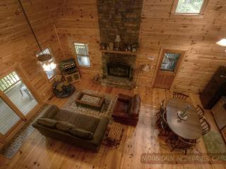 Riverside Retreat, Relax on the River, Coosawattee - Ellijay vacation rentals