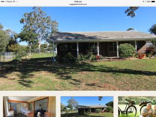 Cugglepark serviced bungalow - Gunnedah vacation rentals