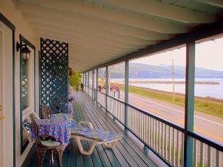 condo 1 - Saint-Irenee vacation rentals
