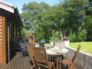 Holiday Lodge in Torbeg at Blackwaterfoot - Isle of Arran vacation rentals