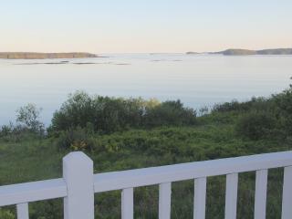 Bayshore Cottage Rental - Machiasport vacation rentals