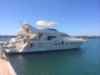 Luxury yacht in hot and sunny Mediterranean sea - Cambrils vacation rentals