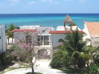 Magnificent 4 Bedroom Villa on White Sandy Beach - Cozumel vacation rentals