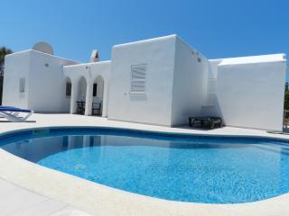 Beautiful villa newly tiled inside and outside. - Cala Blanca vacation rentals