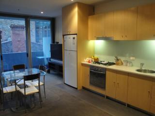 2 Bedroom CBD apartment near Rundle St w car park - Adelaide vacation rentals