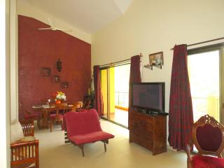 06) Spacious Apartment Sleeps 7 & WiFi - Arpora vacation rentals
