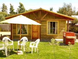 Arriendo Cabanas con Piscina en Quillon - 190401 - Quillon vacation rentals