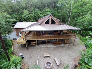 Chocolate Moose Chalet Lake Raystown Slp 20-5 Bdrm - Huntingdon vacation rentals