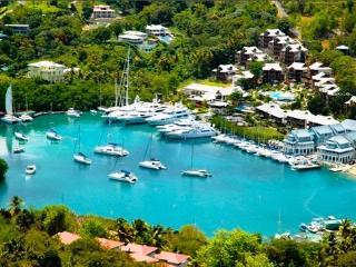 Marigot Bay Apartment 4D- St.Lucia - Marigot Bay vacation rentals