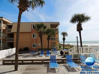Beach House 110, two-bedroom, two-bath ocean-view condo - Garden City Beach vacation rentals