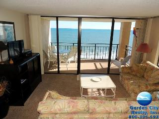 Surfmaster 509 - One-bedroom, one-and-a-half-bath oceanfront condo with pools - Garden City Beach vacation rentals