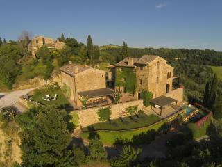 Luxury villa in Chianti, Tuscany Villa il santo - Barberino Val d'Elsa vacation rentals