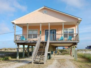Beach house with Gulf/Bay views, never crowded! - Fort Morgan vacation rentals