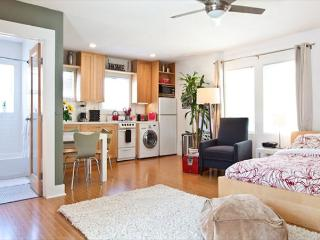 Beautiful and modern studio apartment w/private deck - Venice Beach vacation rentals