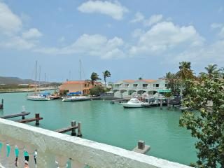 Hall's Waterfront Condo - Jolly Harbour vacation rentals