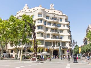 COMFORTABLE APARTMENT RIGHT BY PASEO DE GRACIA - Barcelona vacation rentals