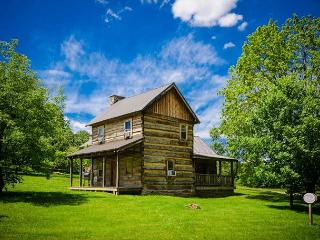 Orndorff Cabin- AUTHENTIC, Primitive & cozy CABIN in the MOUNTAINS OF PA!! - Ohiopyle vacation rentals