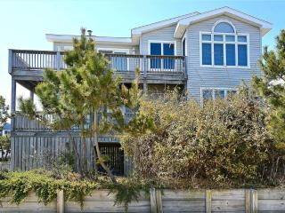 Fantastic views from inside and outside of house! Just 1 lot from the ocean - South Bethany Beach vacation rentals