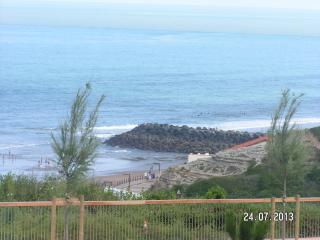APPARTEMENT BORD DE MER - Biarritz vacation rentals