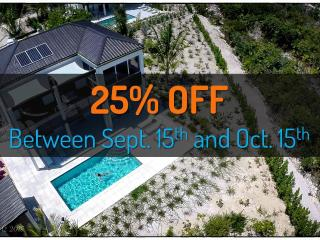 Windchaser Villas - Kiteboarding - Ocean View - Long Bay Beach vacation rentals