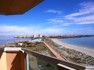 1 Bedroom Beachside Apartment La Manga, Murcia - La Manga del Mar Menor vacation rentals
