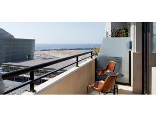 Ondarra Beach | Terrace with sea views - Zubiri vacation rentals