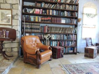 Presidential Suite with Pool, Artist Colony, Zfat - Safed vacation rentals