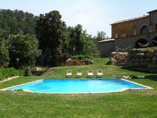El Munt with indoor & outdoor pool, ping-pong, basketball, football and play area - Castelltercol vacation rentals