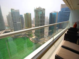 2 Bed with Lake Views in JLT - Dubai vacation rentals
