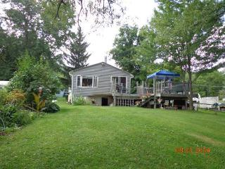 Lakefront Cottage, Private Dock, Kayaks, View - Honeoye Lake vacation rentals