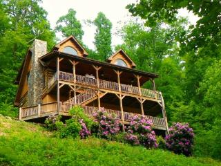 2 Cubs Cabin Location: Between Boone & Blowing Rock - Boone vacation rentals