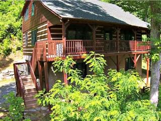Uncle Johns Cabin Location: Boone / Valle Crucis - Boone vacation rentals