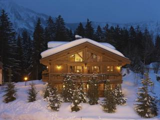 Charbonnier Chalet - Courchevel vacation rentals
