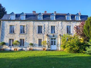 Chateau de Garmeaux - Ognon vacation rentals