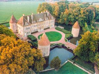 C18th Burgundy Chateau - Saulieu vacation rentals
