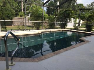 Spectacular 3 bedroom home with private pool - Fort Myers vacation rentals