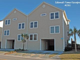 ISLAND TIME ESCAPE - Surf City vacation rentals