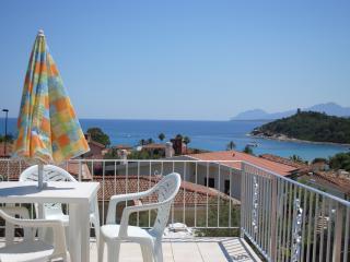 Porzione di villa sulla Baia di Portu Frailis - Arbatax vacation rentals