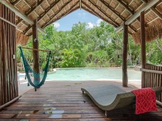 Casita Aire, Jungle Tropicale+pool - Chemuyil vacation rentals
