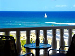 Gorgeous Ocean View 1 BR Condo - Dawn Beach vacation rentals