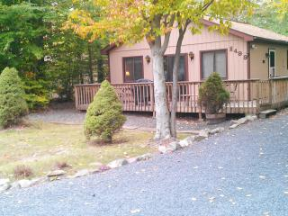 2 bdr./Mt.. Pocono area, with 7 person hot tub - Tobyhanna vacation rentals
