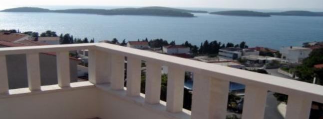 Apartment has 100 m2 area, two double bedrooms, tw - Hvar vacation rentals