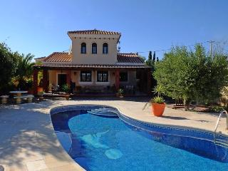 4 Bedroom Villa in Zurgena Sleeps 8 - Almeria Province vacation rentals