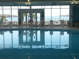 Caravan/mobile home with shared pool near Tenby - Tenby vacation rentals